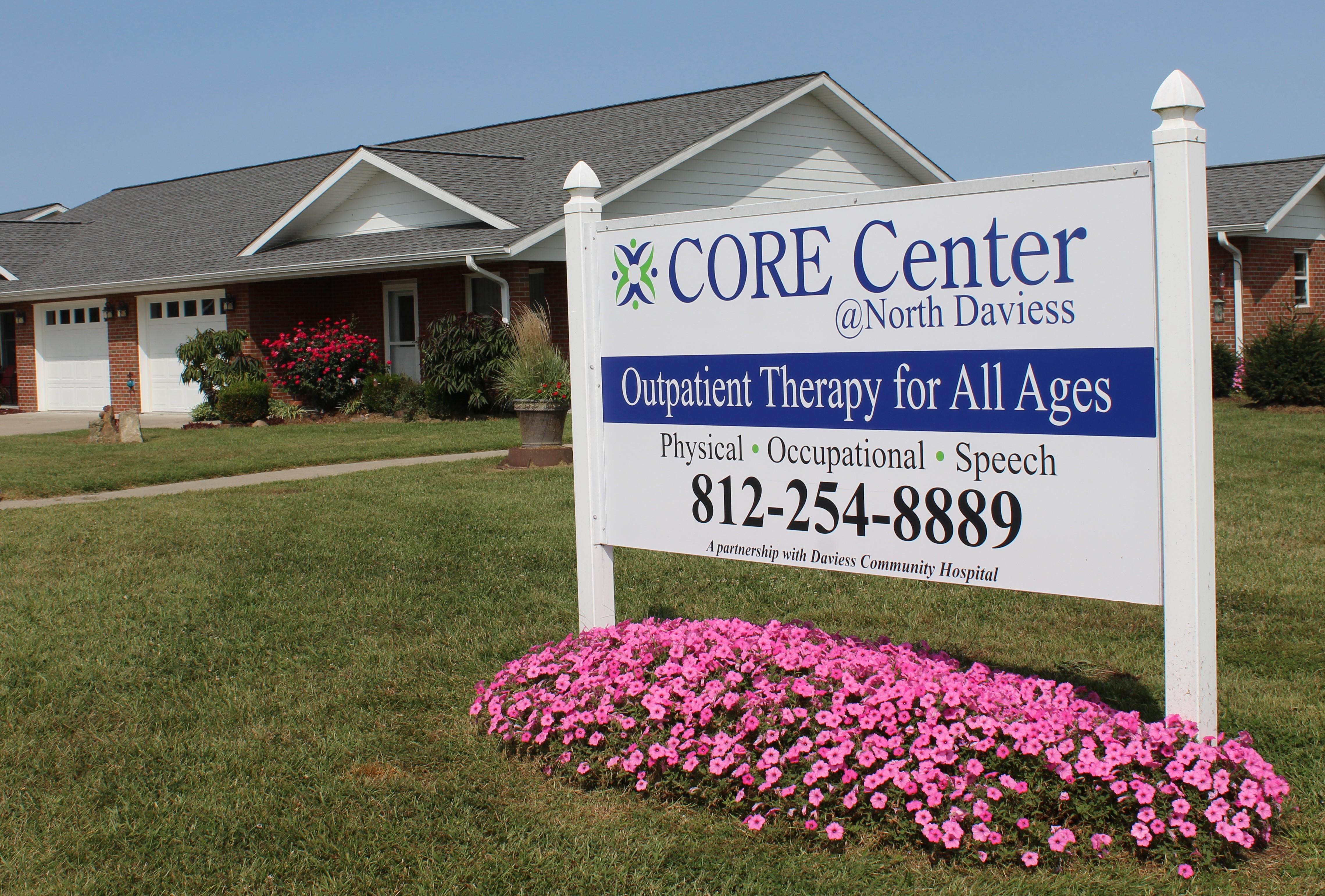 CORE Center at North Daviess
