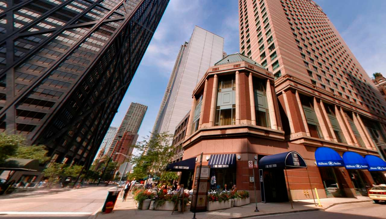 Hotels In Chicago Il Near Mccormick Place