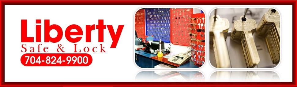 Liberty Safe & Lock 704-824-9900