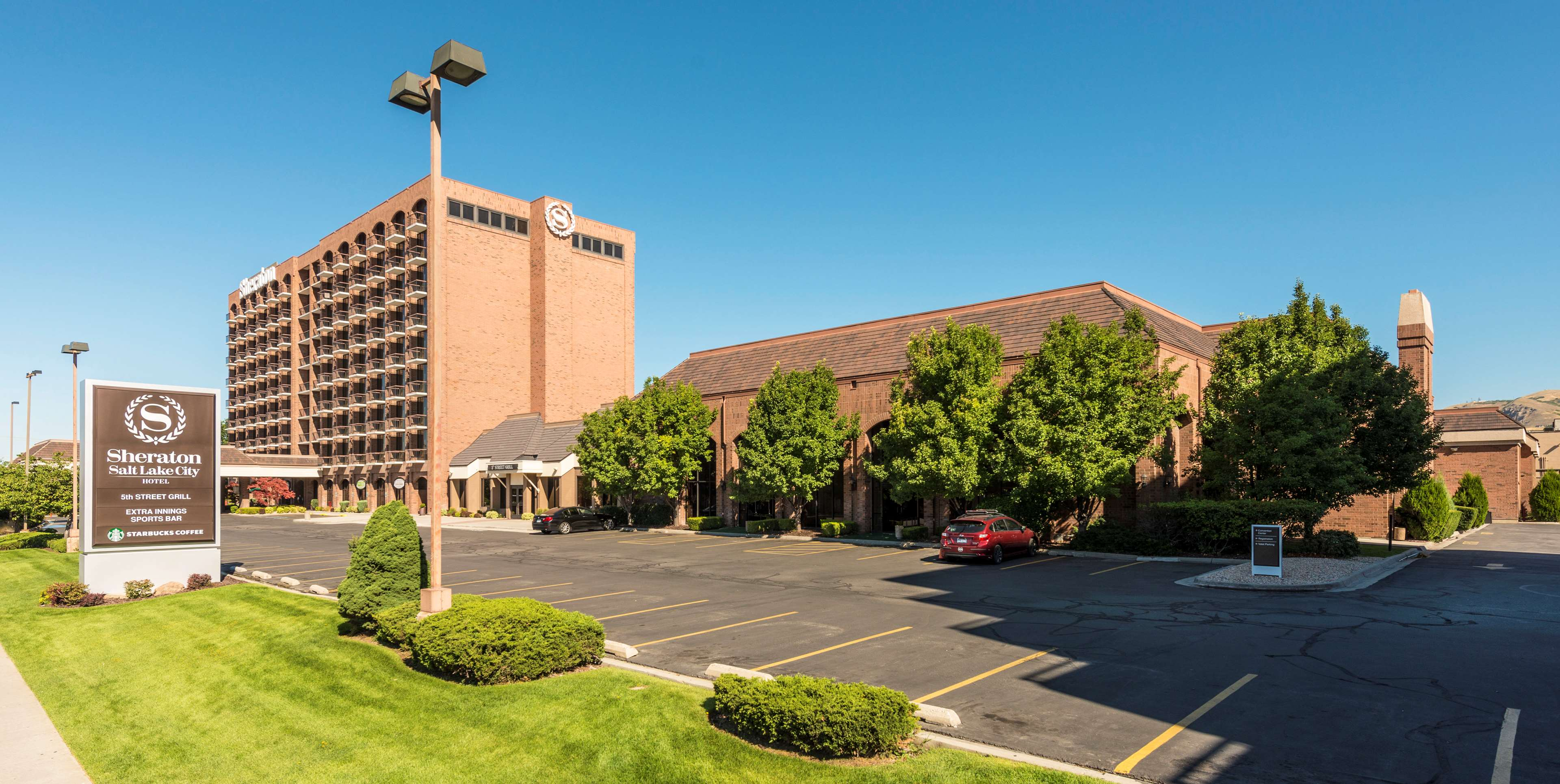 Hotels Near Trax Salt Lake City