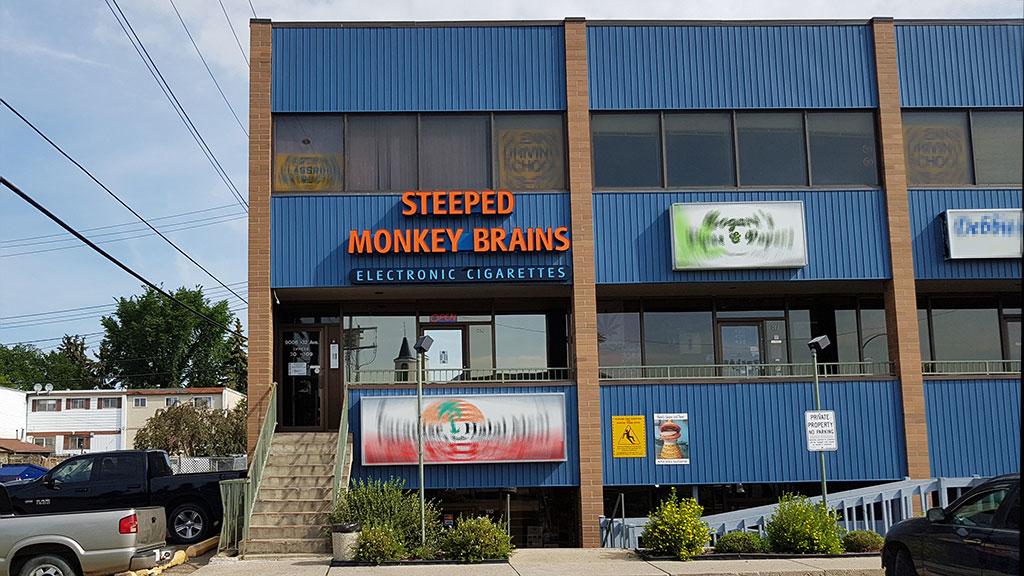 Steeped Monkey Brains Edmonton (780)757-8273