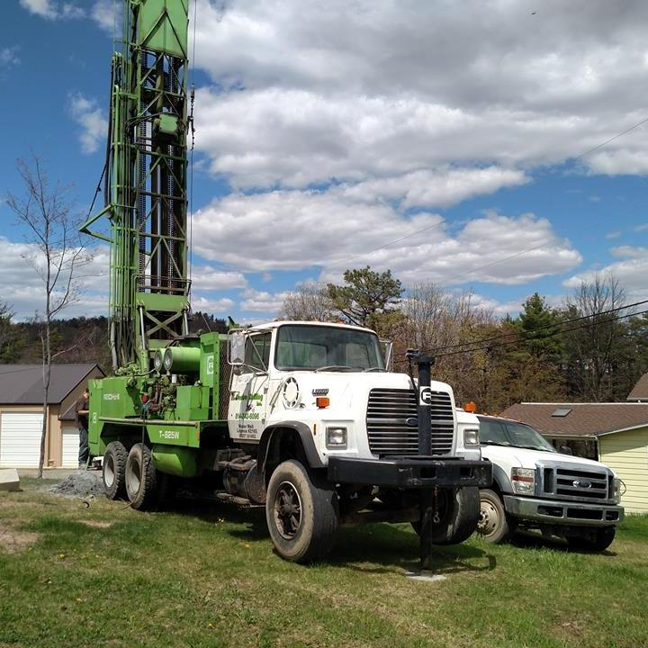 Centre Drilling Inc