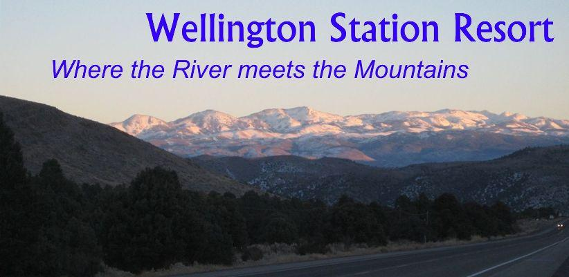 Wellington Station Resort - Wellington, NV - Camps & Campgrounds