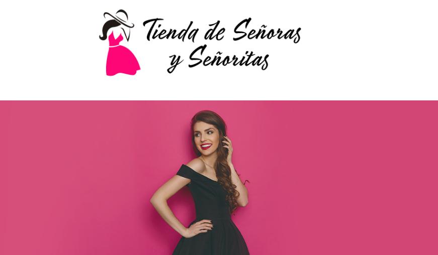 Tienda de Señoras y Señoritas by Patricia Rocha.