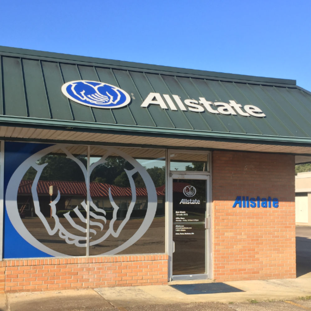 Allstate Insurance Agent Ricky Welch In Selmer Tn 38375