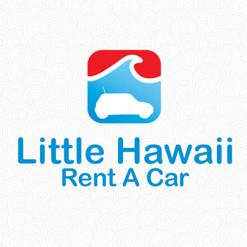 Little Hawaii Rent A Car Logo