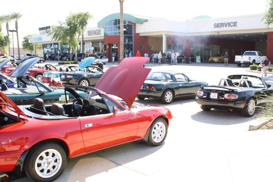 San Pedro Auto Sales >> Berge Mazda in Gilbert, AZ 85233 - ChamberofCommerce.com