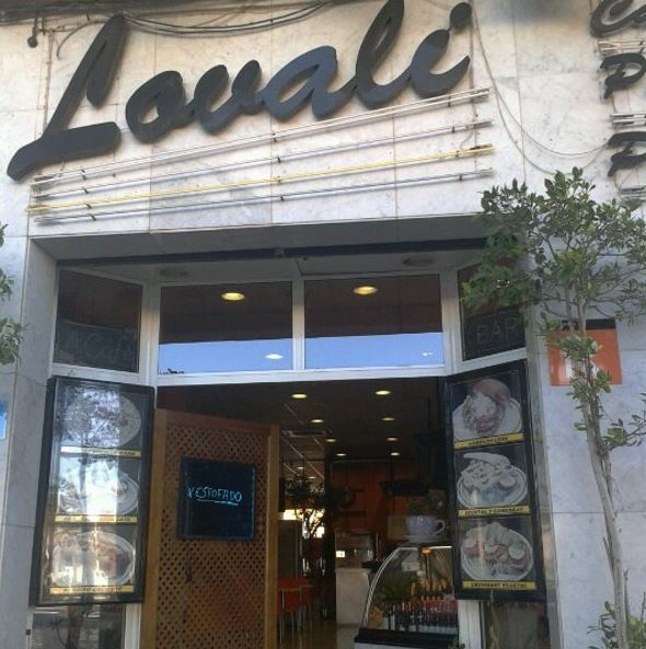 Pizzería Lovali