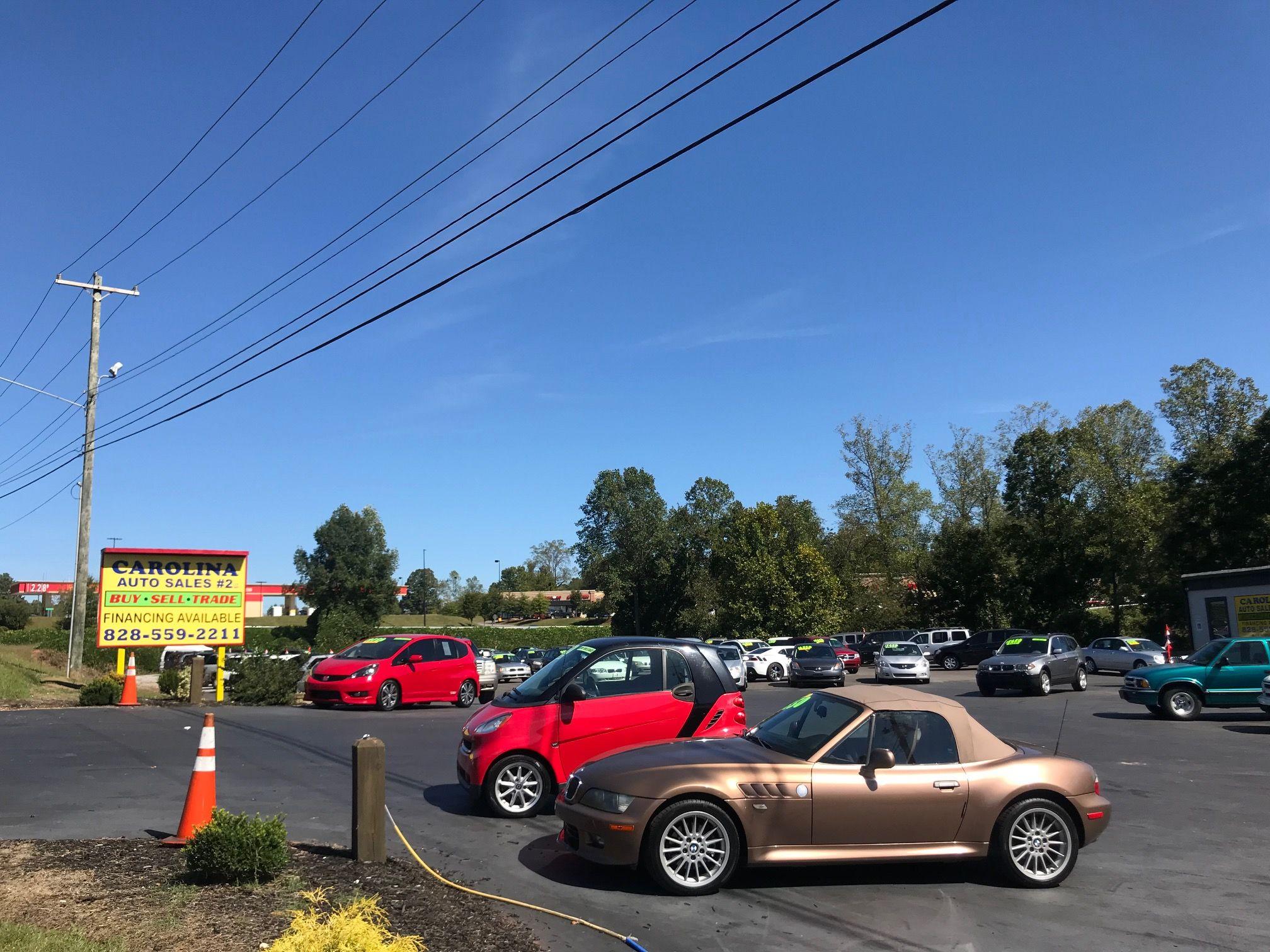 Subaru Car Dealers North Carolina
