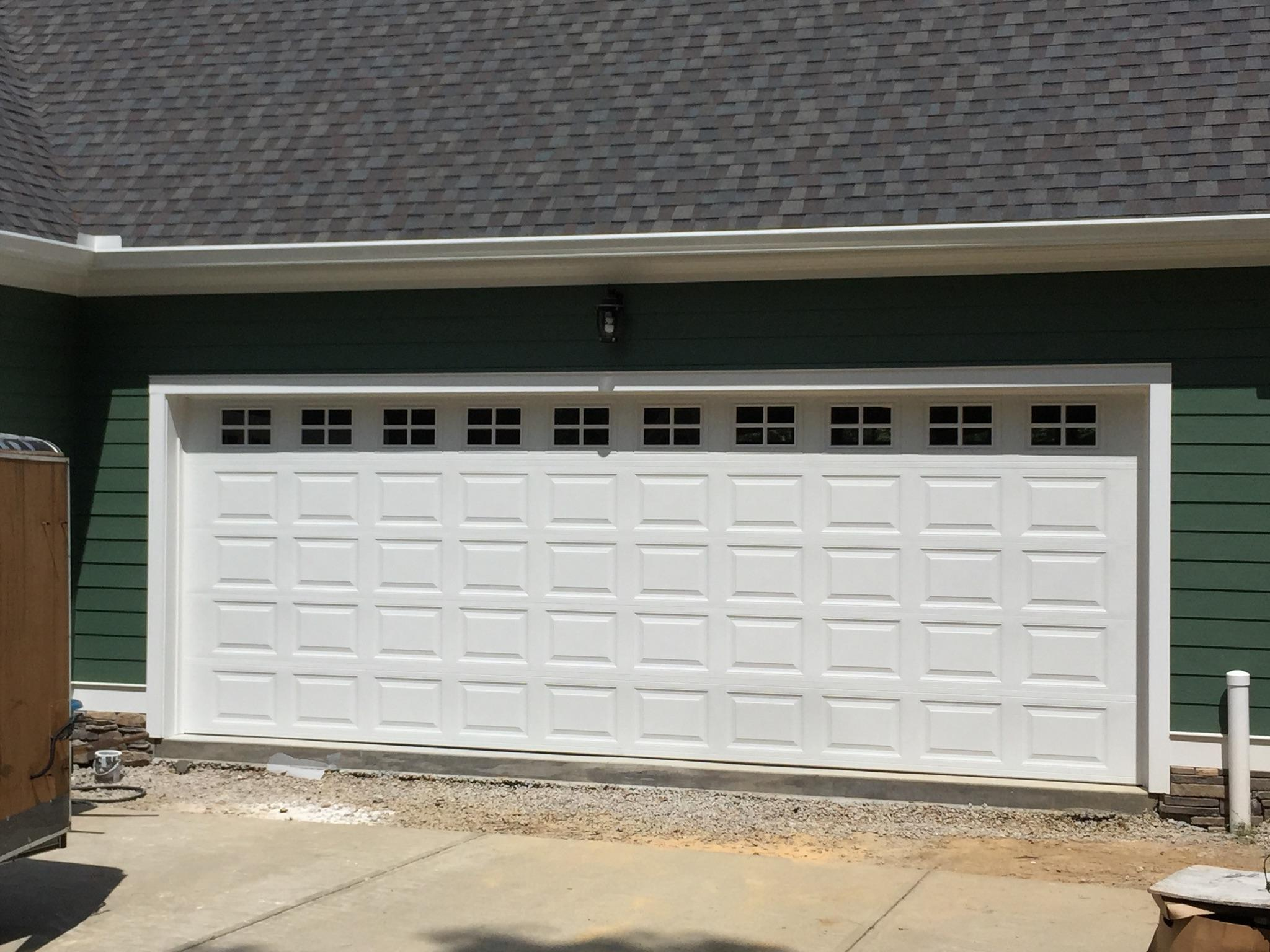 1536 #836D48 All American Overhead Garage Door Inc. In Wendell NC 27591  image Overhead Garage Doors Residential Reviews 37132048