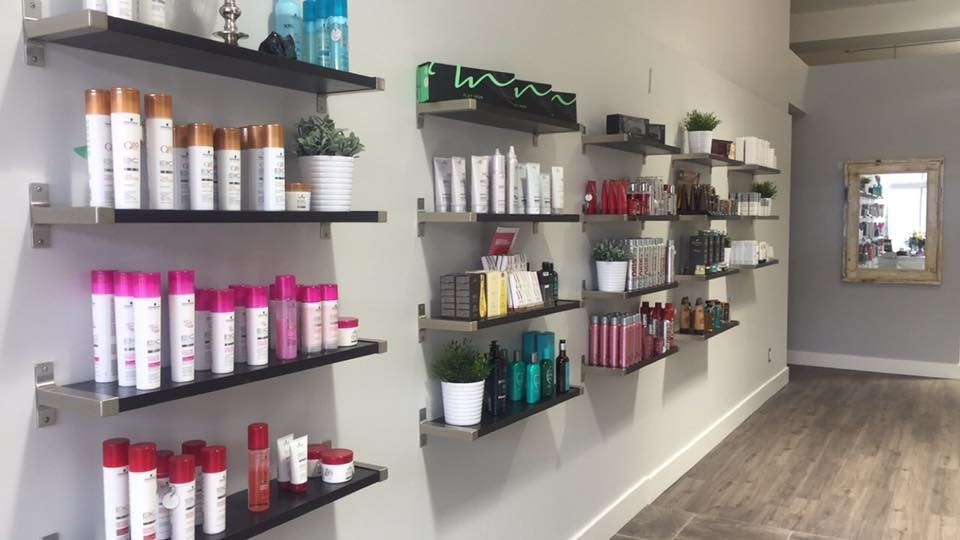 Wispers Hair & Day Spa in Cambridge: Hair Products