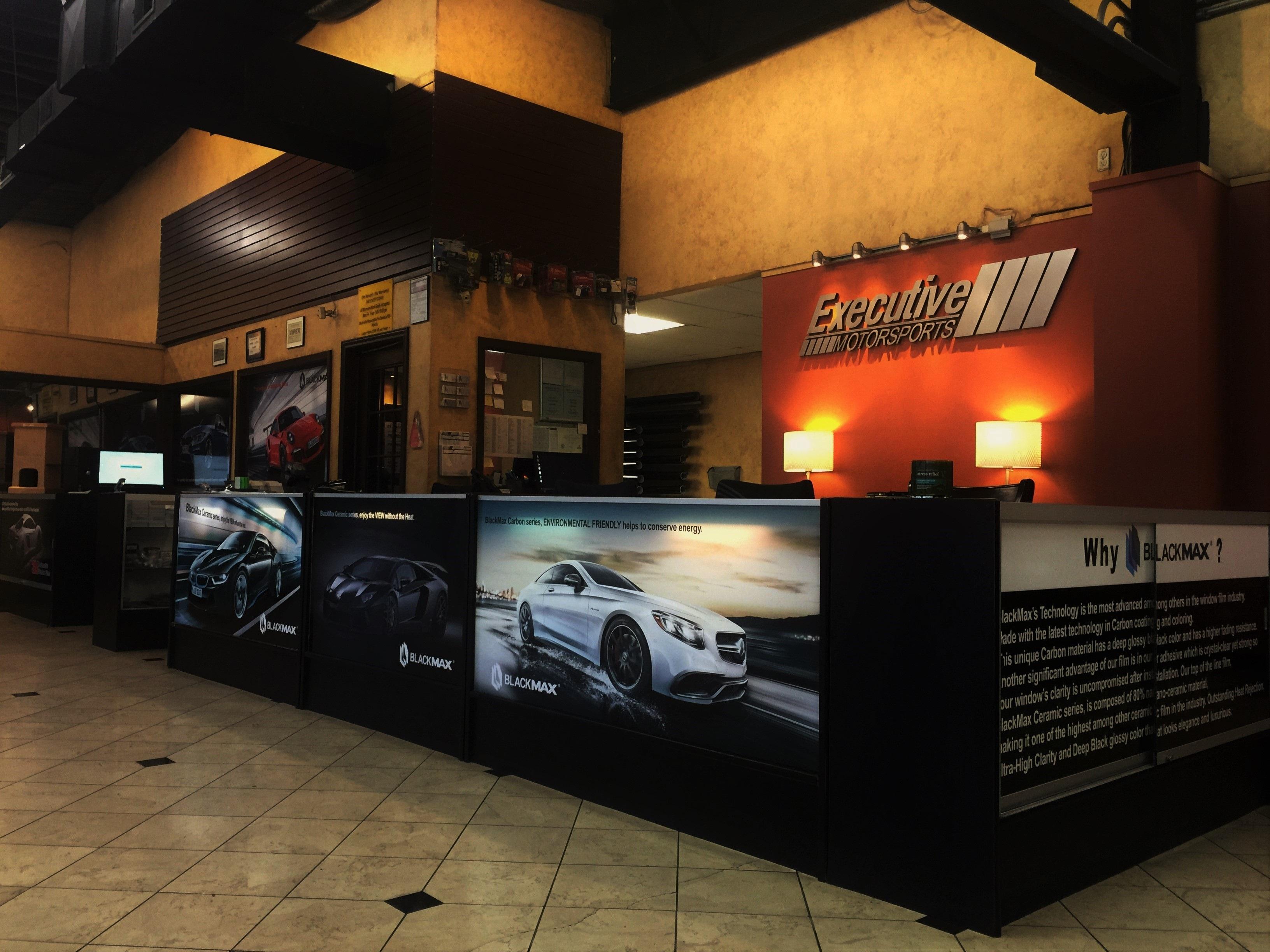 Executive Motorsports Houston Texas Tx