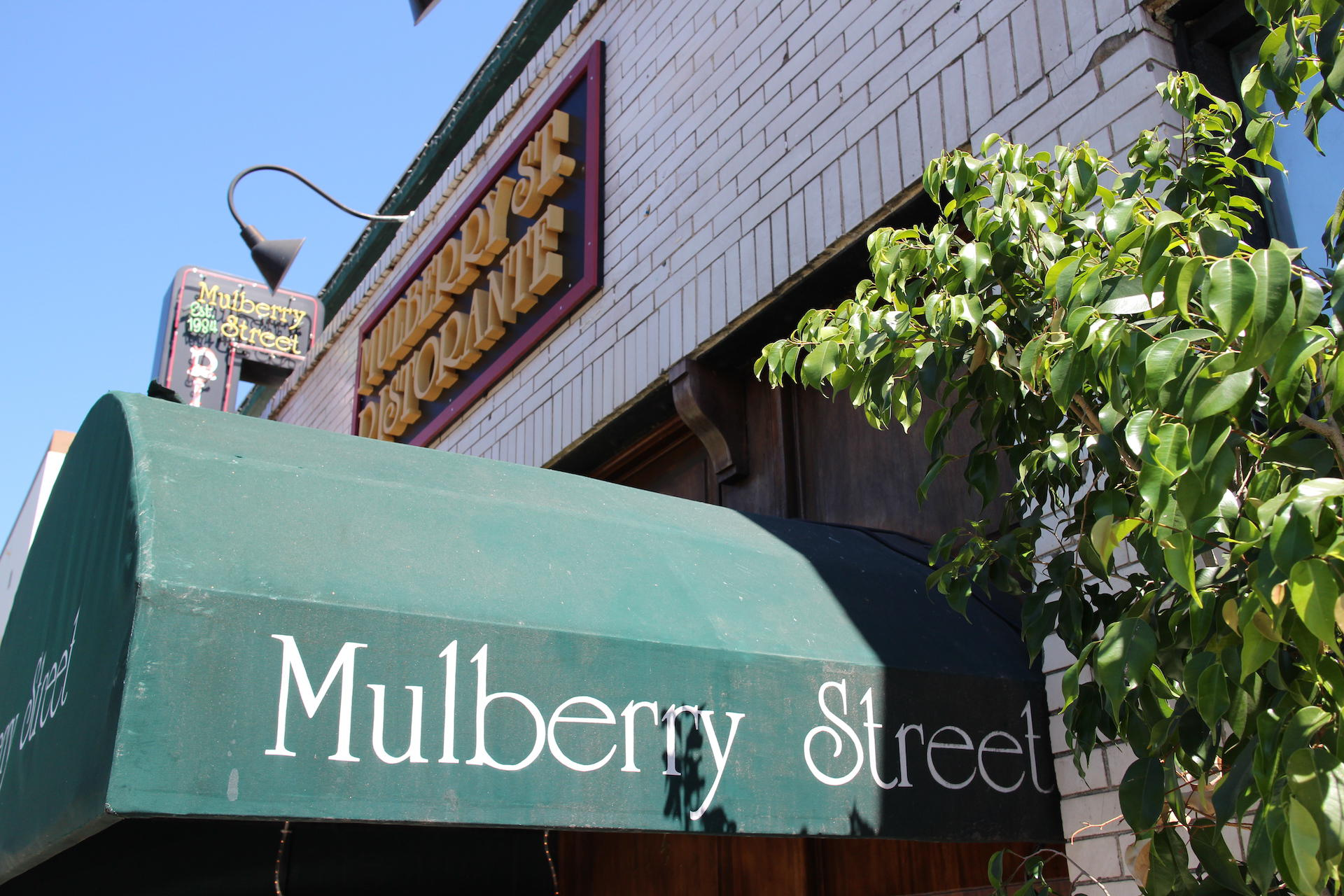 Mulberry St. Ristorante