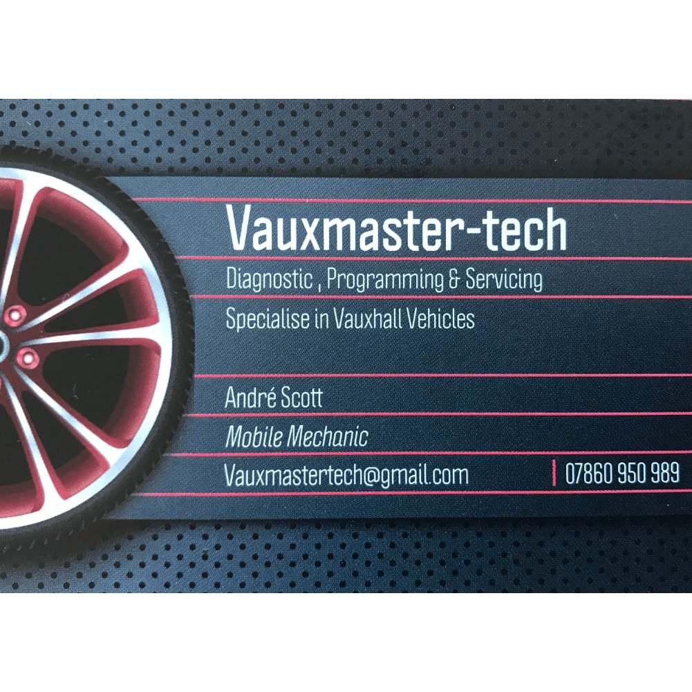 Vauxmaster-Tech