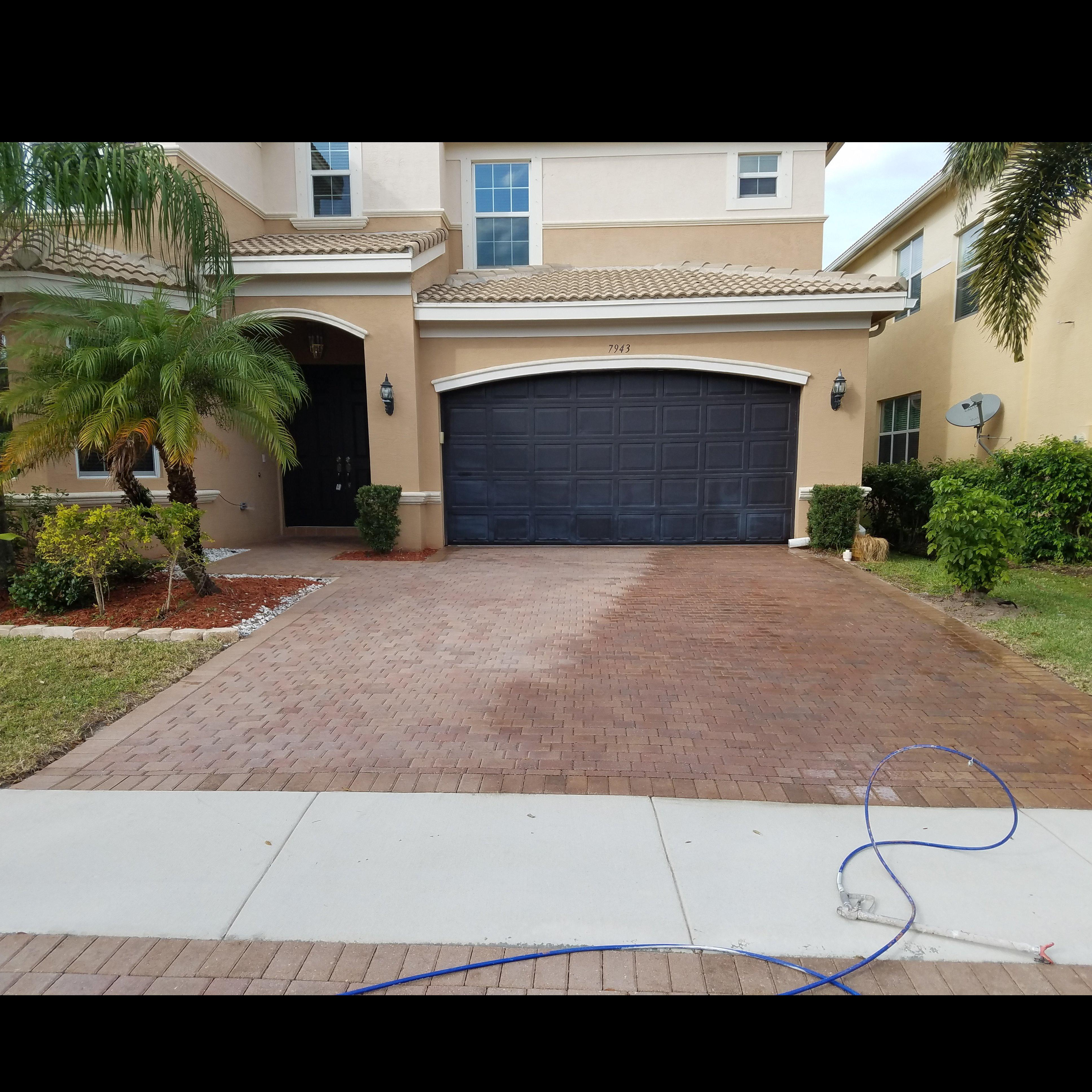 Deans Pressure Cleaning Sealing 5 Photos Cleaning Lake Worth Fl Reviews