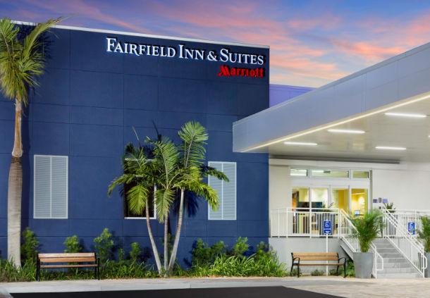 fairfield inn suites by marriott key west at the keys. Black Bedroom Furniture Sets. Home Design Ideas