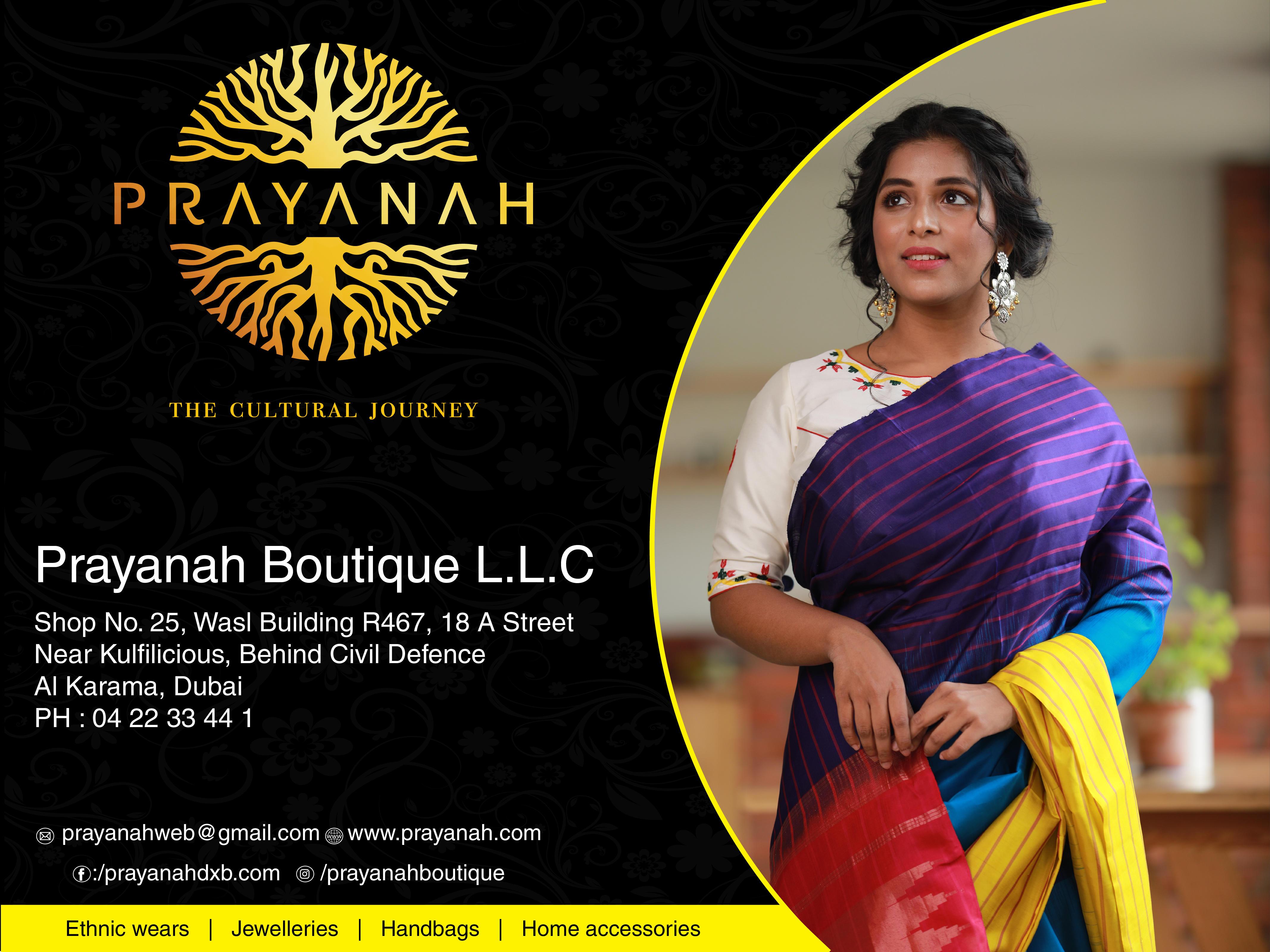 Prayanah Boutique