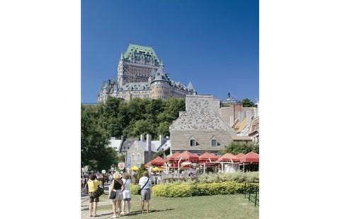 Quebec City KOA à St Nicolas