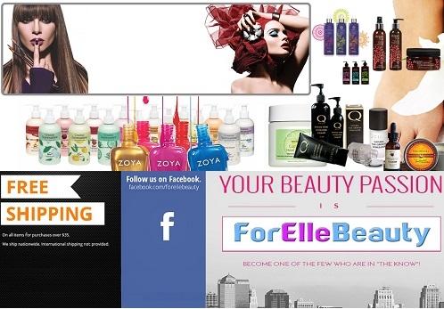 For Elle Beauty