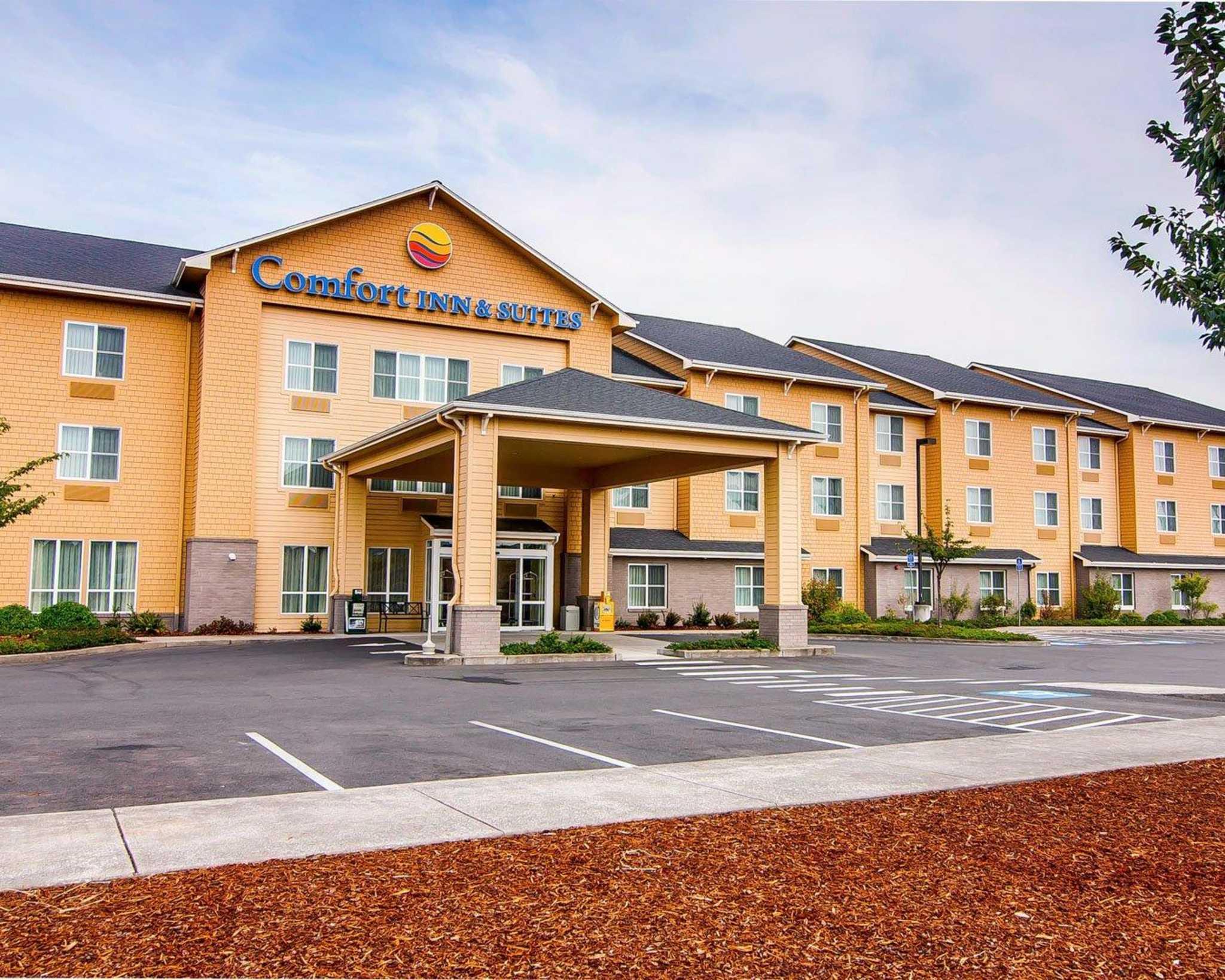 Comfort Inn  U0026 Suites  Creswell Oregon  Or