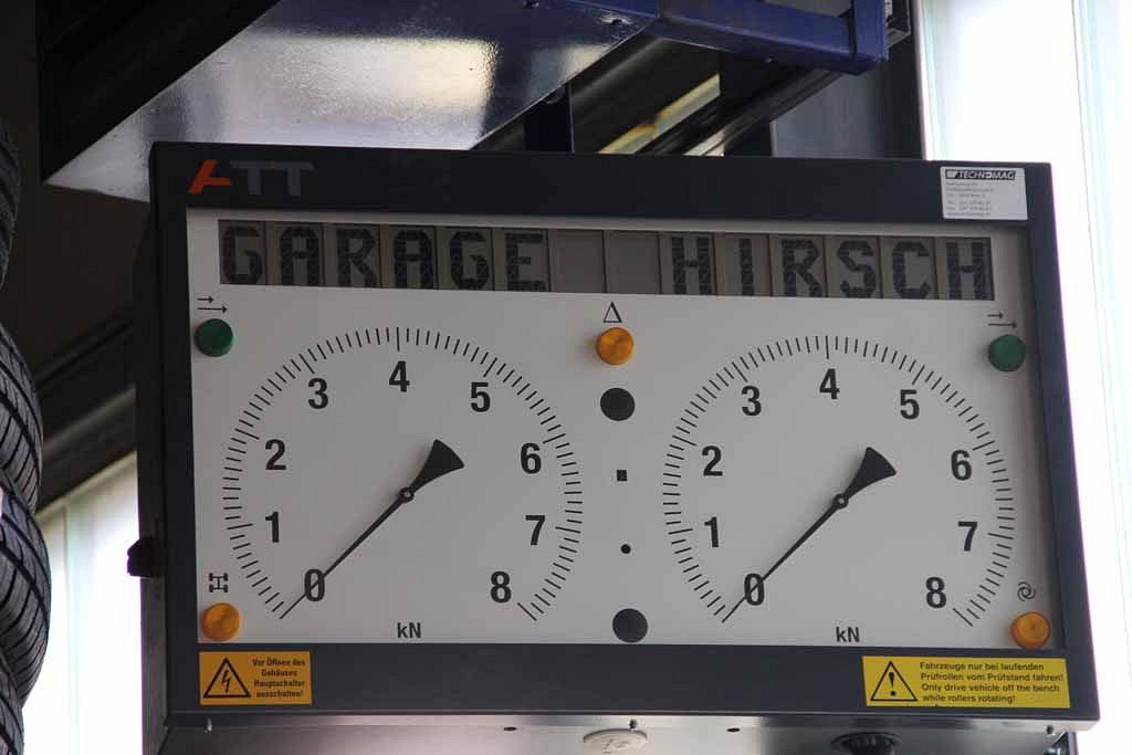 Garage Walter Hirschi