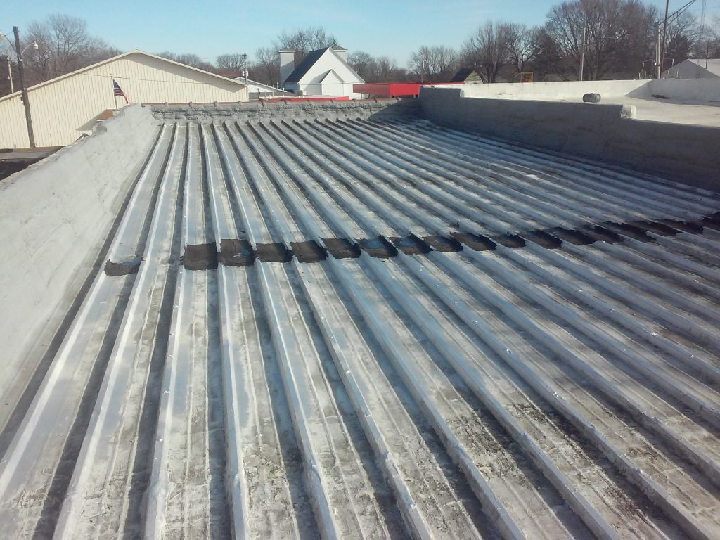 Precision Roofing And Coatings Llc In Roseville Il 61473