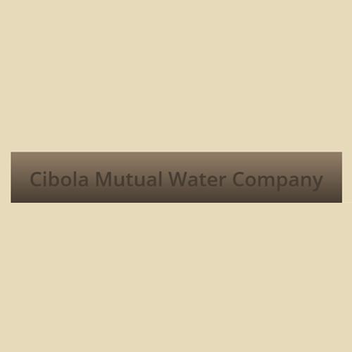 Cibola Mutual Water Co.