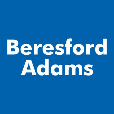 Beresford Adams Estate Agents Wrexham Logo