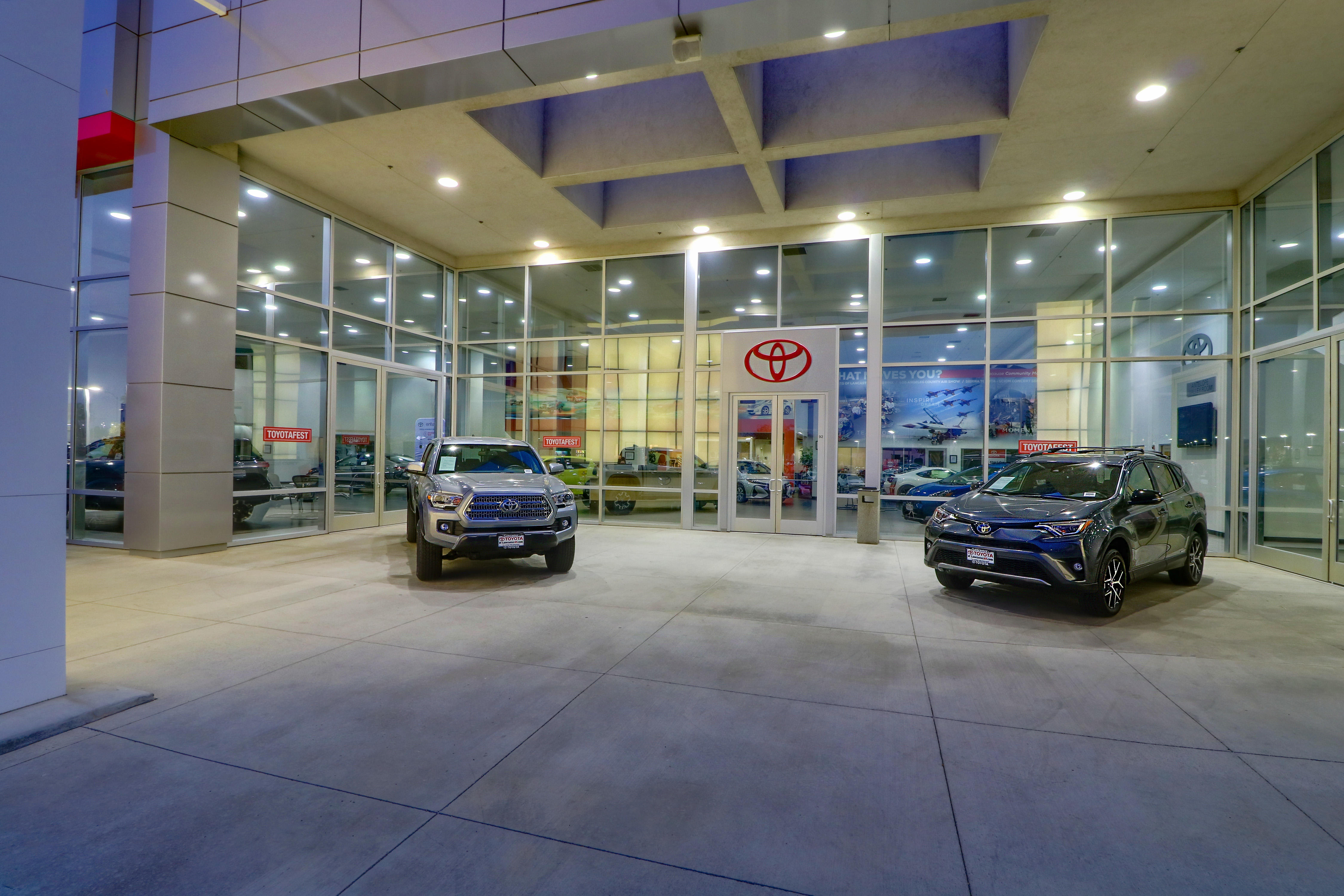 toyota of lancaster in lancaster ca auto dealers yellow pages directory inc. Black Bedroom Furniture Sets. Home Design Ideas