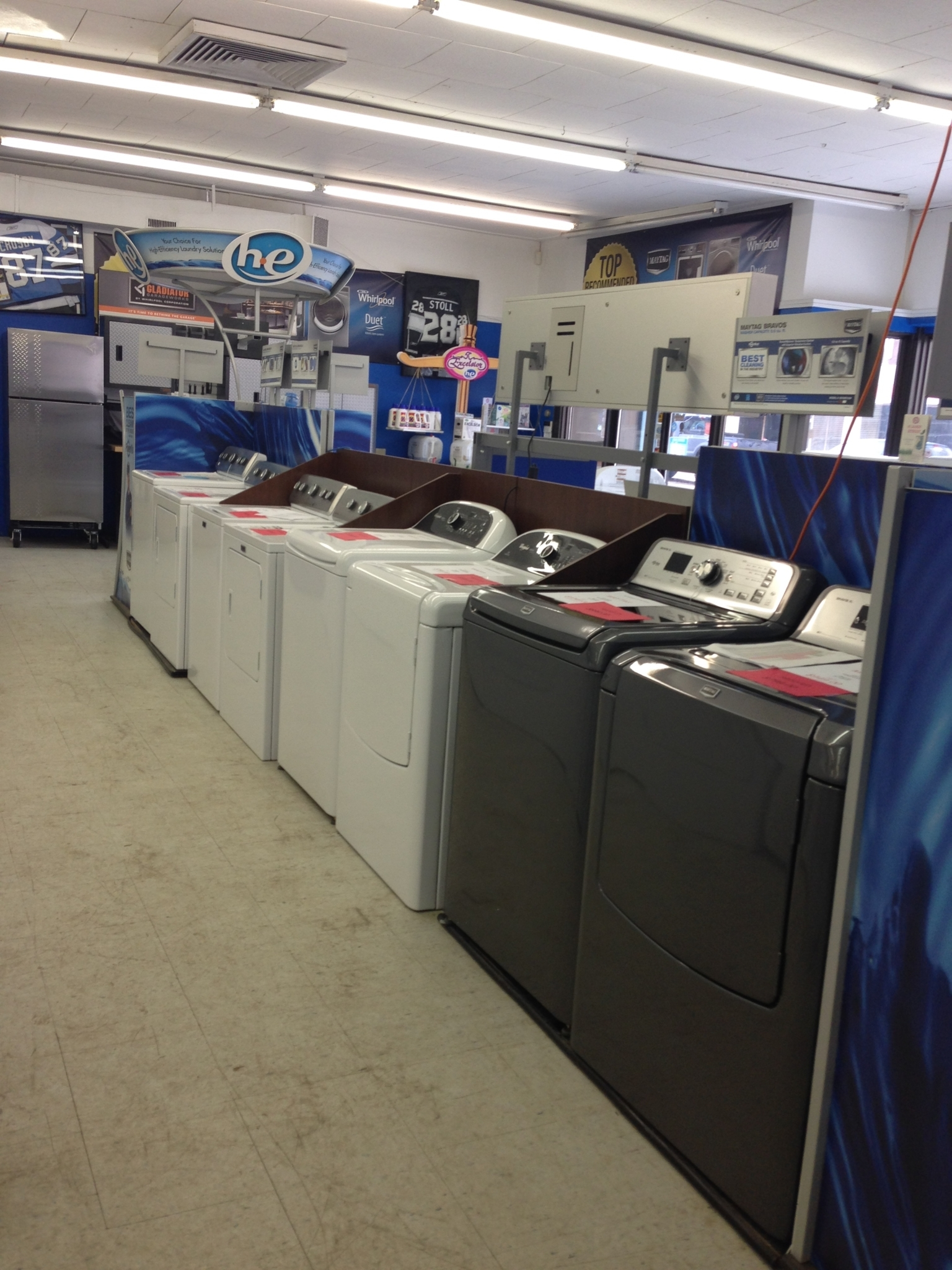 Thorsness Appliance & Bed Store in Yorkton