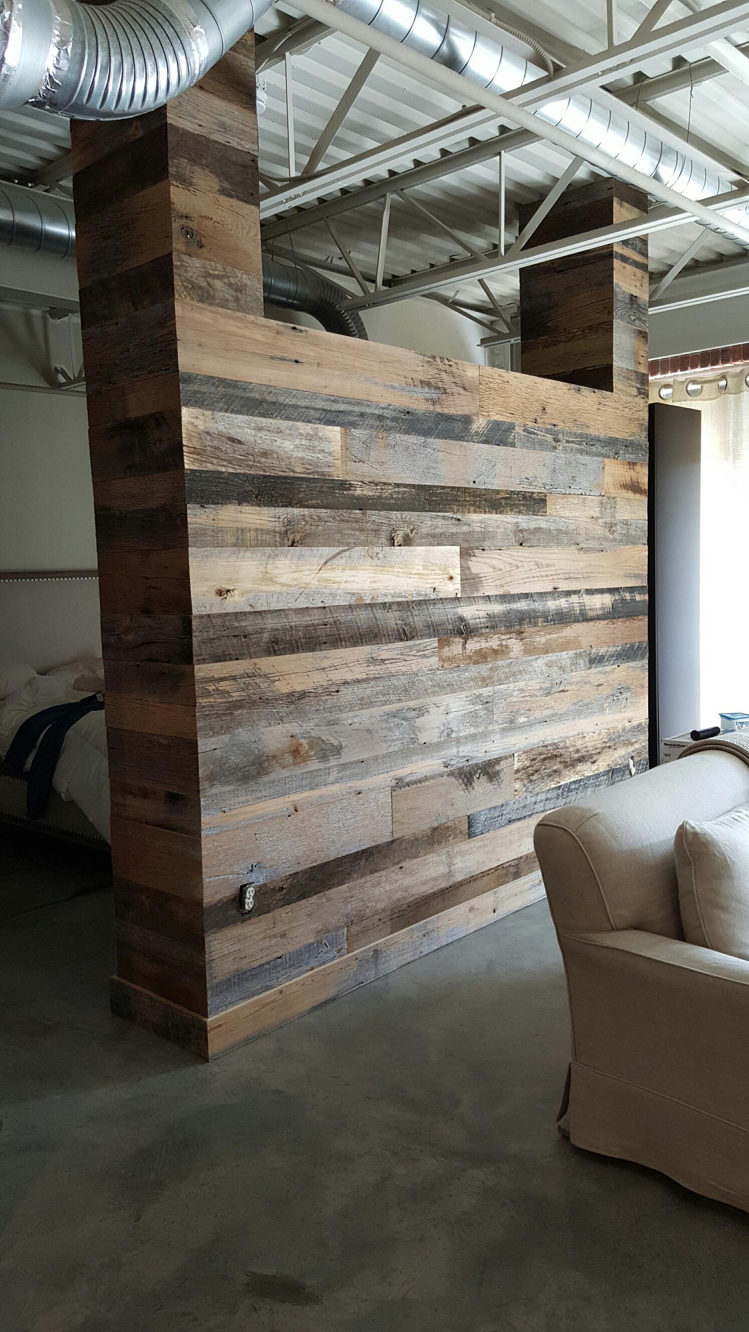 Reclaimed designworks charleston south carolina sc for Local reclaimed wood