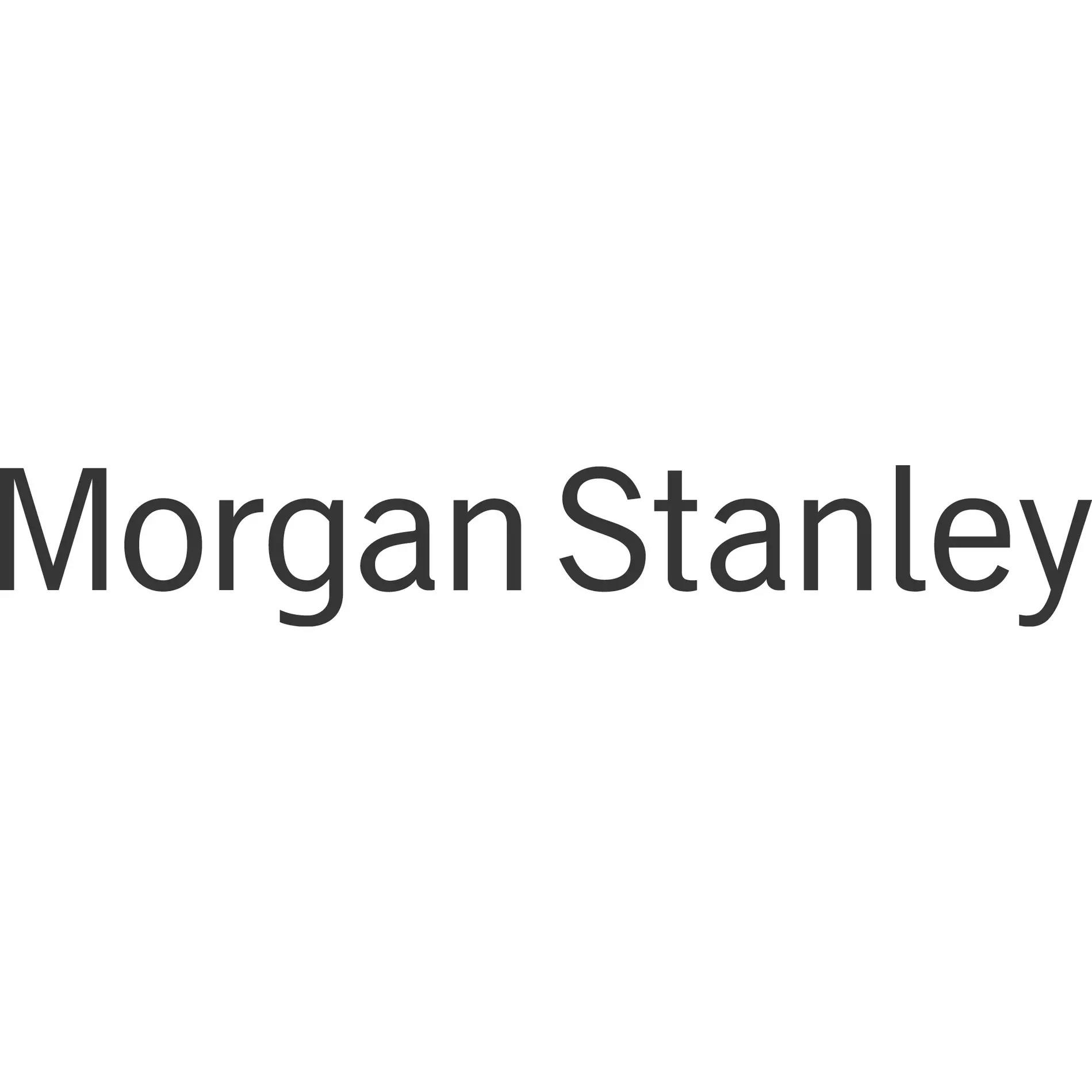 George Burdge - Morgan Stanley