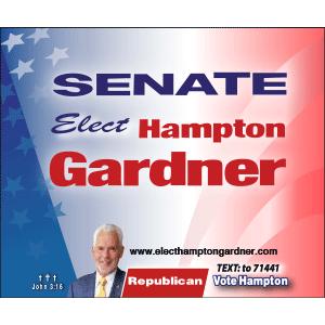 Hampton Gardner for Senate District 31