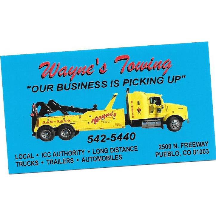 Wayne 39 s towing coupons near me in pueblo 8coupons for Local motors pueblo co