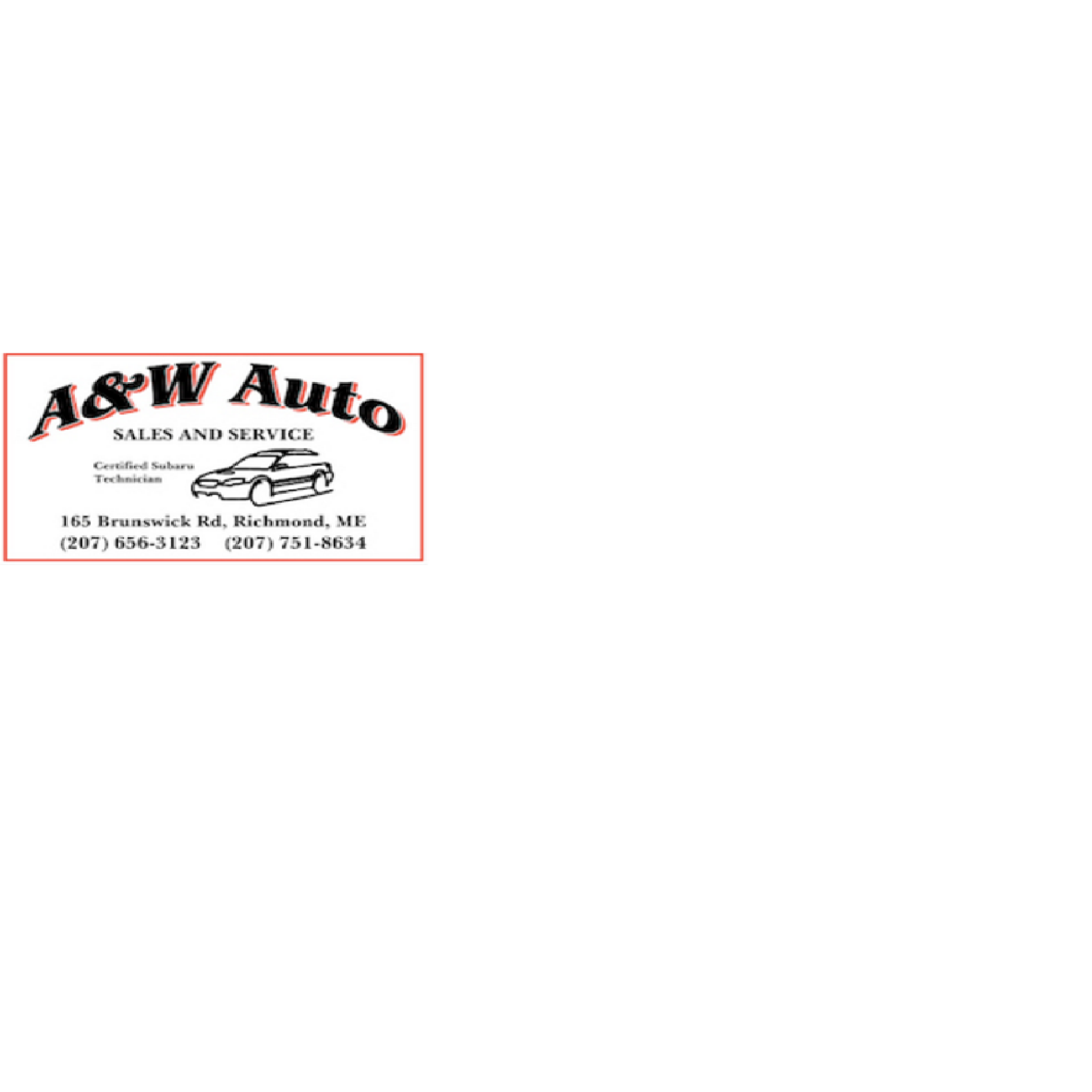 A&W Auto Sales and Service