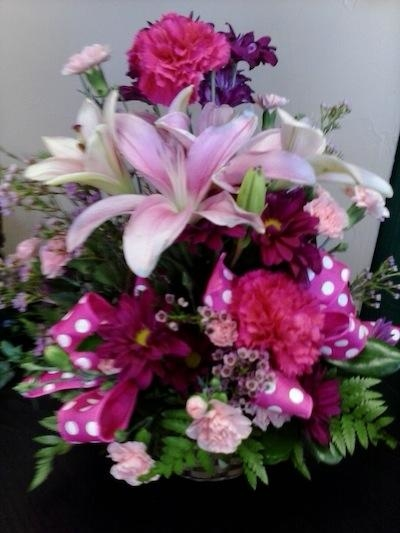 Flower Baskets By Becky : Becky s flowers in midland tx chamberofcommerce