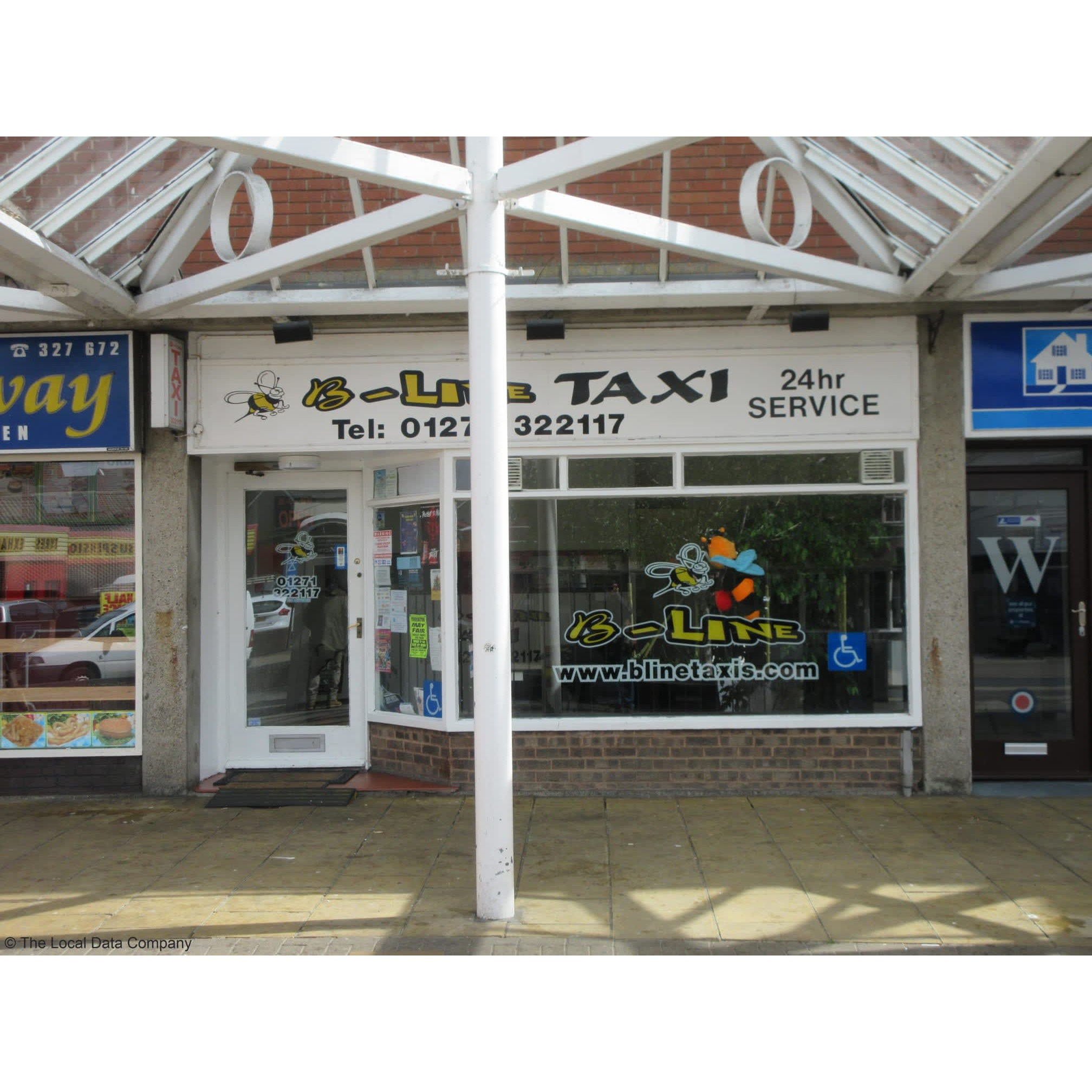 B Line Taxis - Barnstaple, Devon EX32 8HJ - 01271 322117 | ShowMeLocal.com