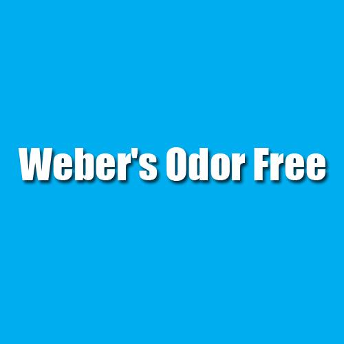 Weber's Odor Free - Industrial Air Cleaner
