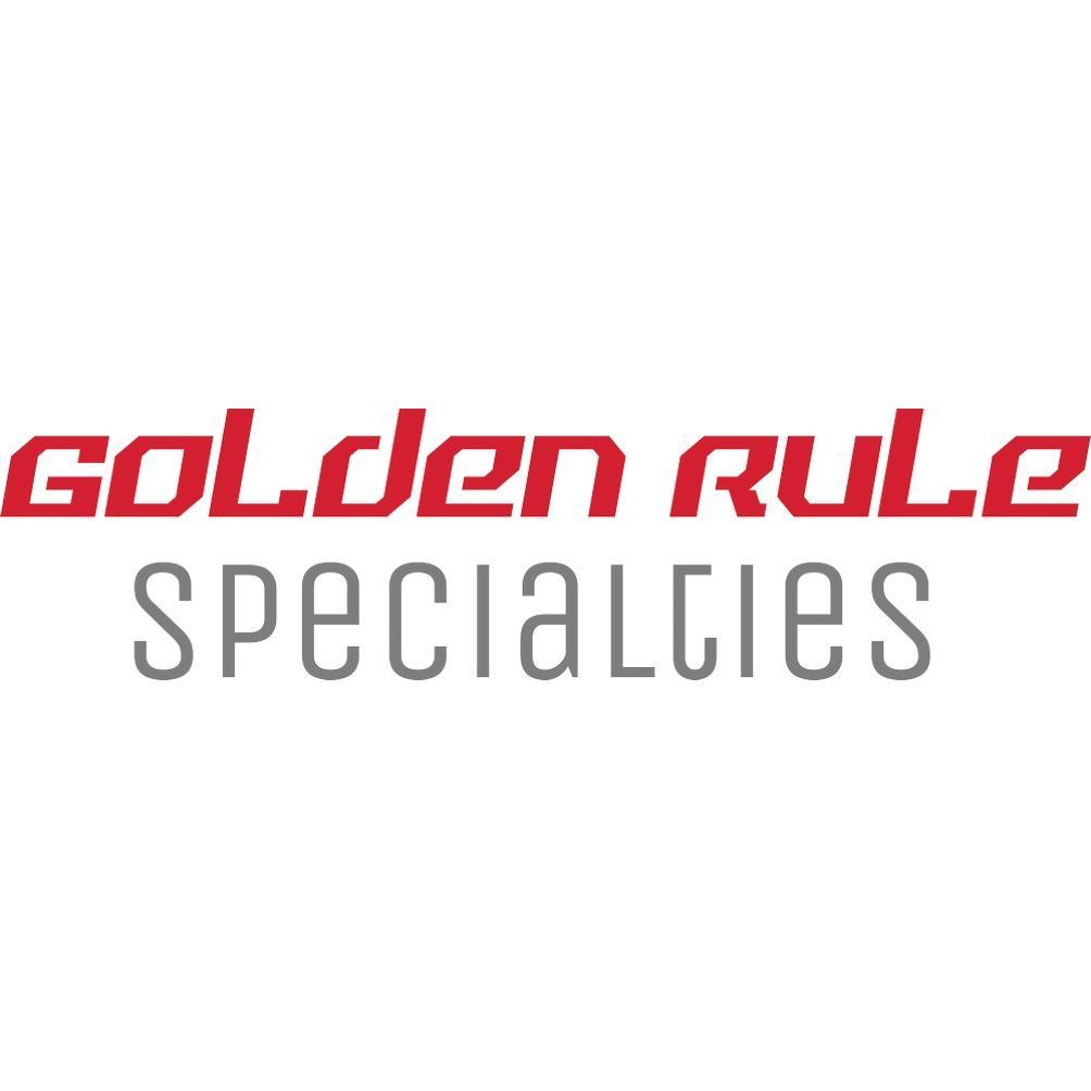 Aaron Burd | Golden Rule Specialties