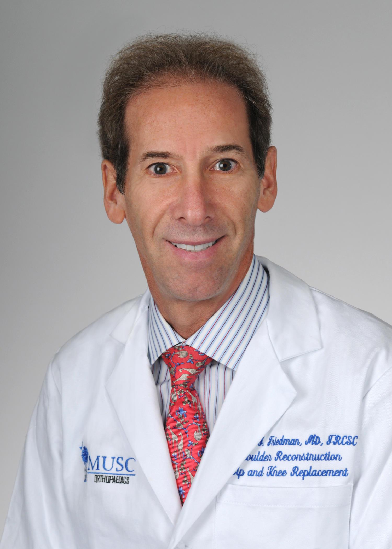 Richard J Friedman, MD