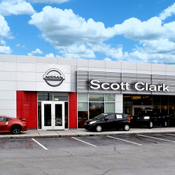 Scott clark nissan charlotte north carolina nc for Felix sabates mercedes benz charlotte nc