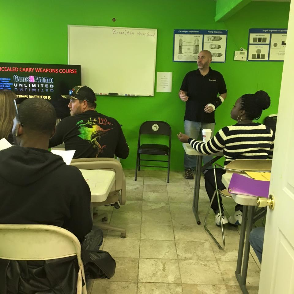 Own a firearm and want to be trained and take self defense courses? Call GNA Training Academy in Winter Park, Florida!