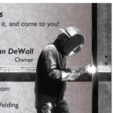 Dewall Fabrications & Portable Welding