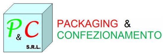 P&C Packaging & Confezionamento