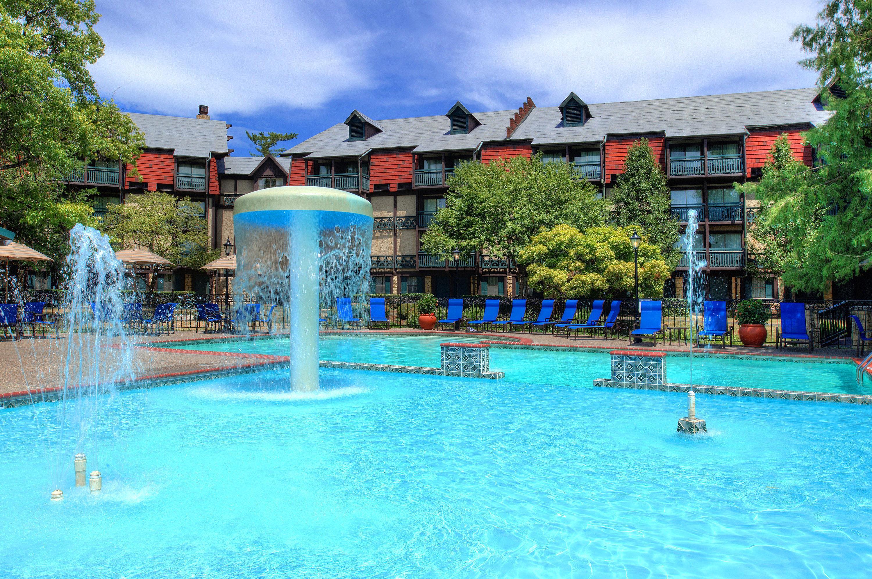 Sheraton Westport Chalet Hotel St Louis Saint Louis Missouri Mo