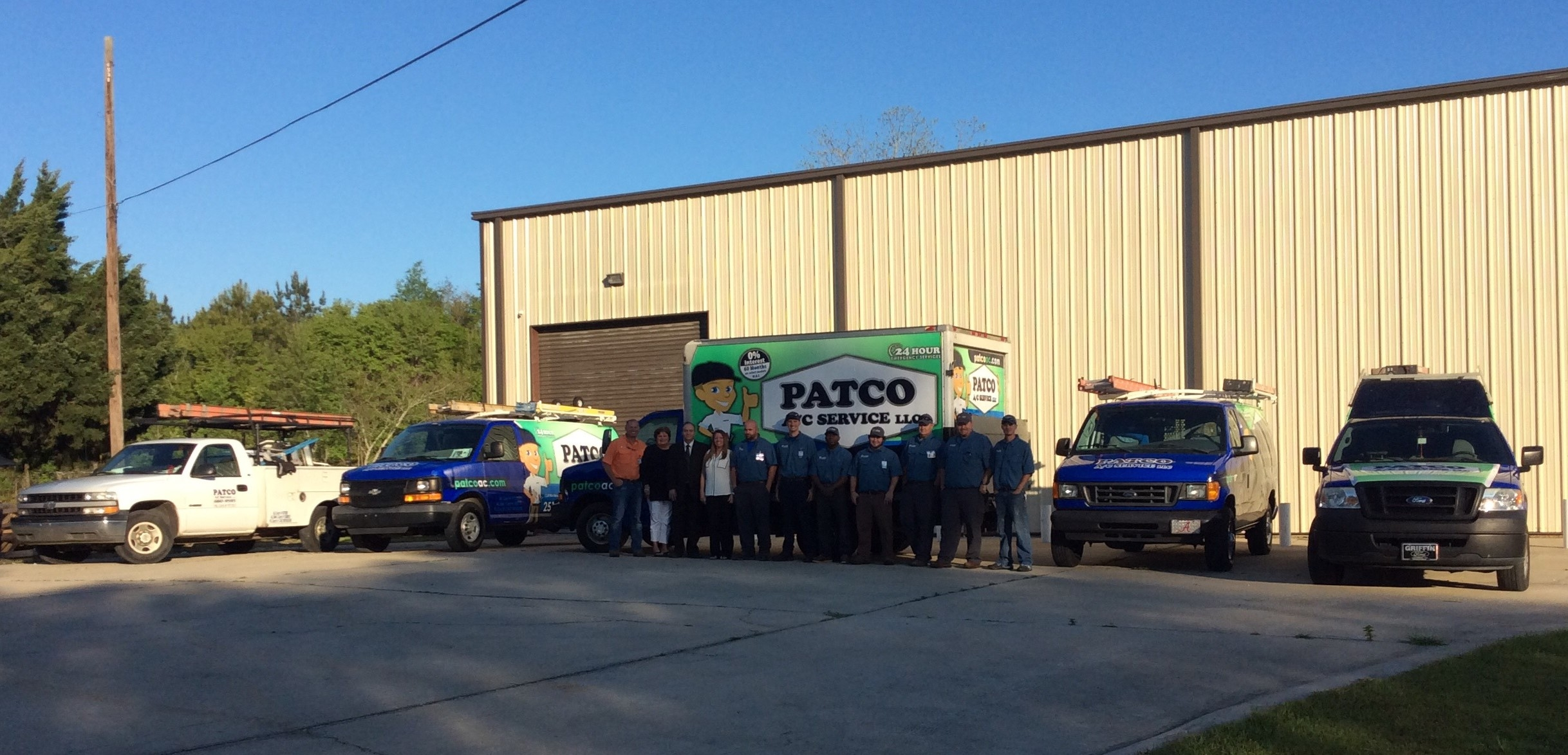 Patco Ac Service In Mobile Al 36693 Chamberofcommerce Com