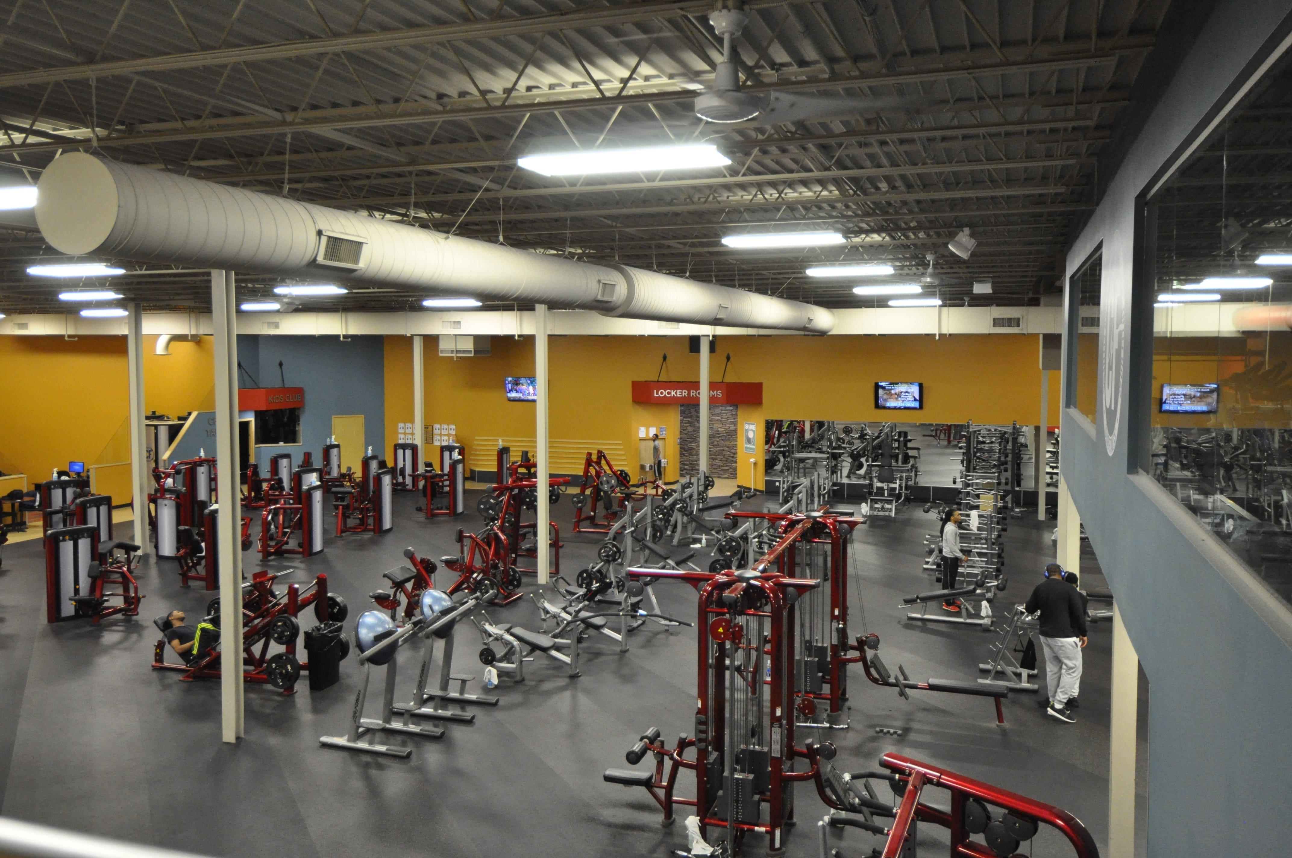 Club fitness st louis lindbergh blog dandk for Plaza motors st louis missouri