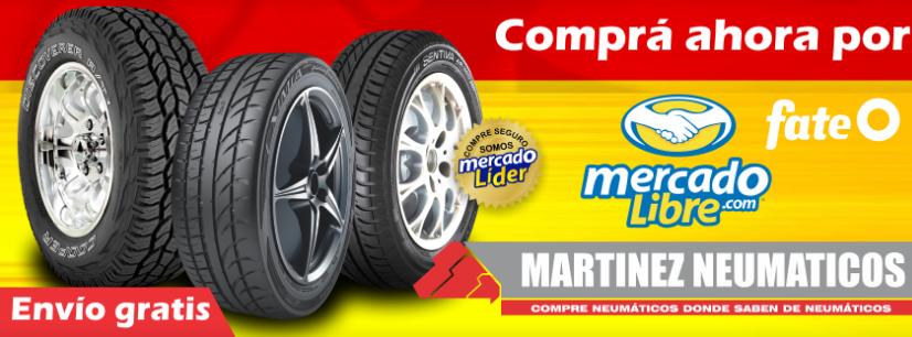 Martínez Neumáticos S.R.L.