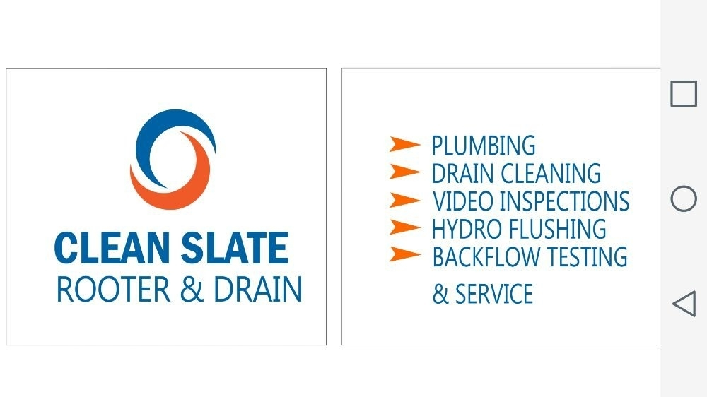 Clean Slate Rooter & Drain Surrey (778)218-0640