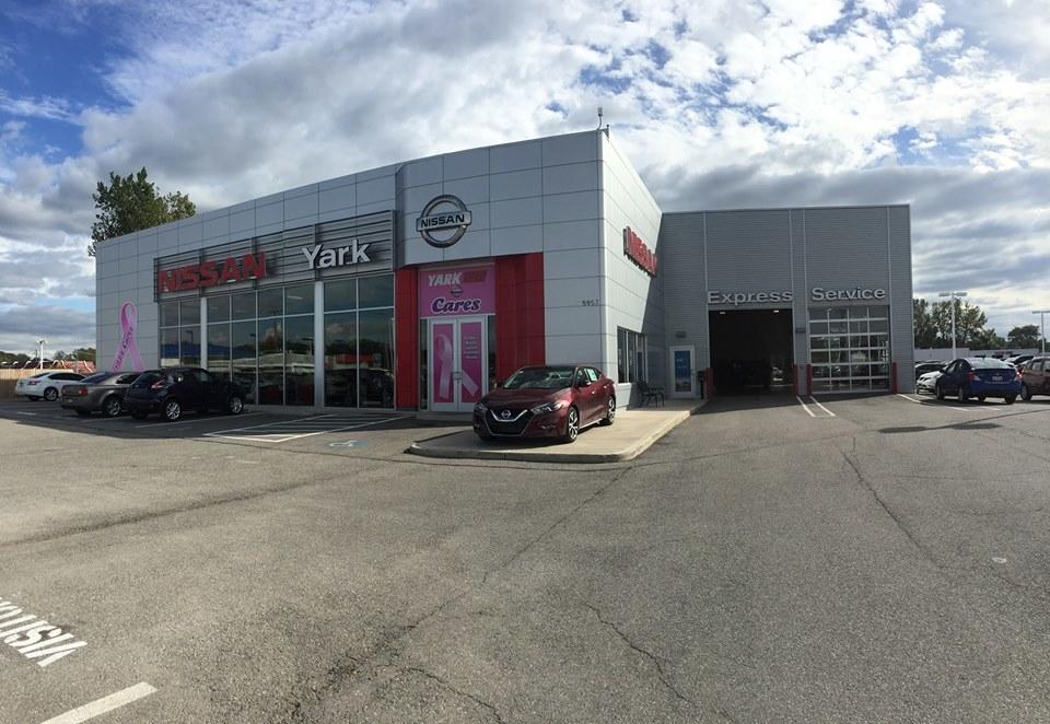 Yark Nissan In Toledo Oh 43615 Chamberofcommerce Com